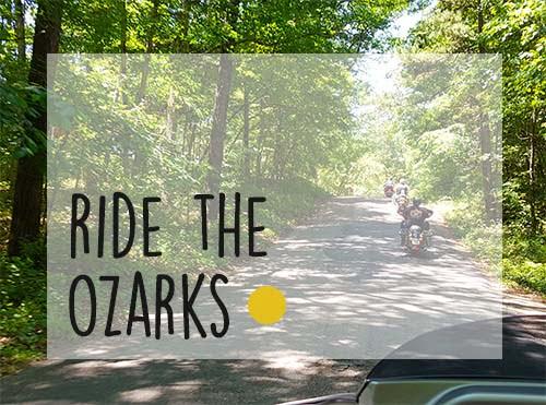Explore West Plains Ride the Ozarks