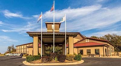 Quality Inn West Plains MO