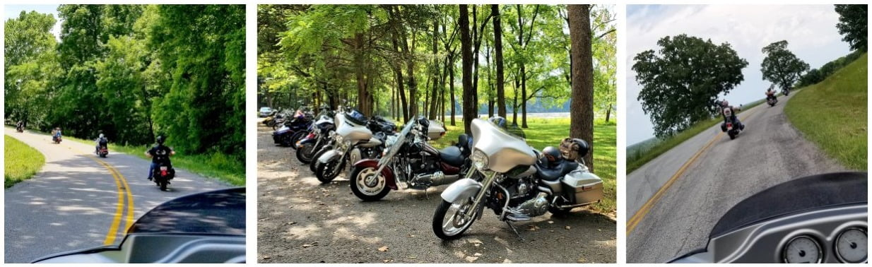 Ride the Ozarks