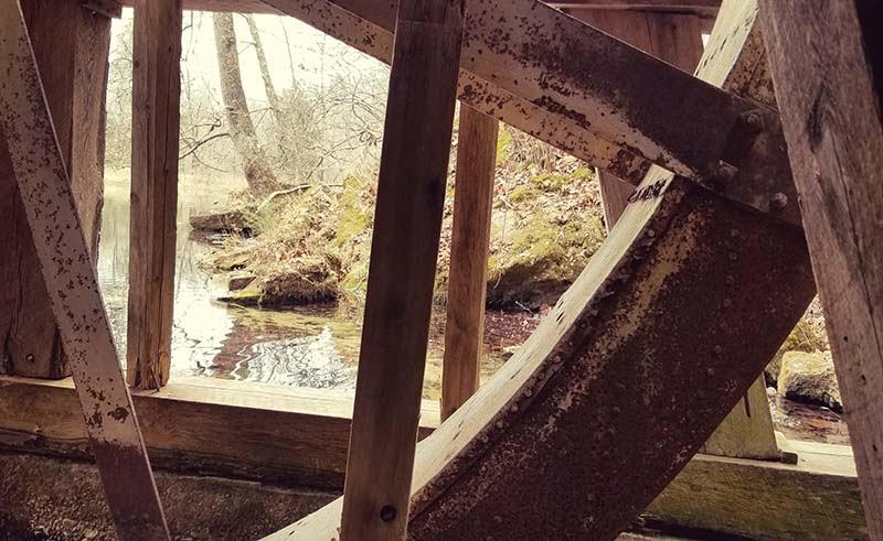 Falling Spring Mill Missouri