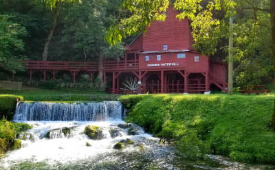 Historic Mills
