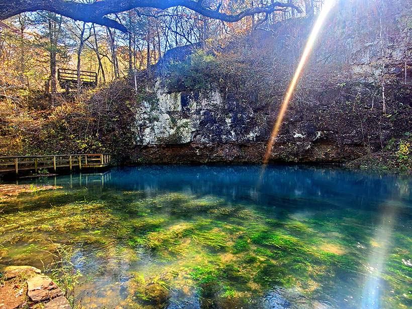 Blue Spring Shannon County Missouri