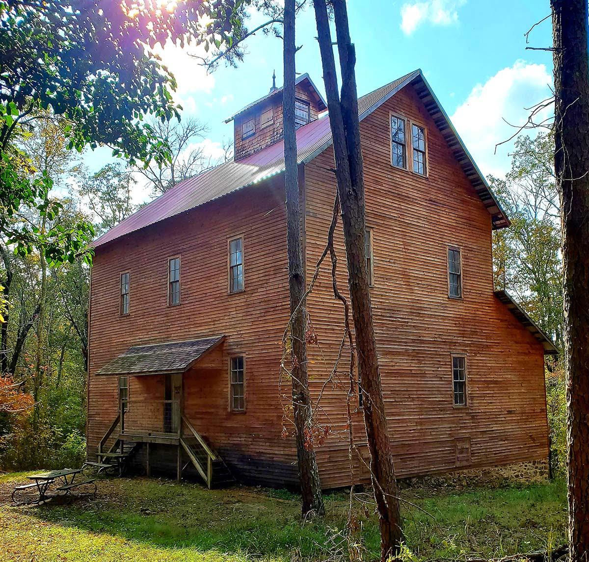 Greer Mill Missouri