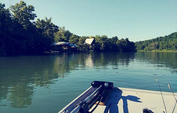 Missouri Lakes and Ponds