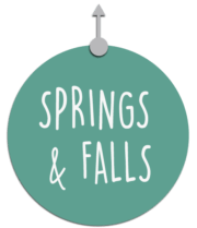 Springs and falls
