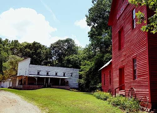 Topaz Mill Missouri