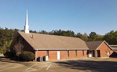 Churches, Places of Worship, West Plains, Missouri